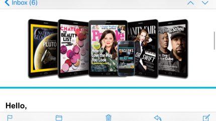Texture magazines