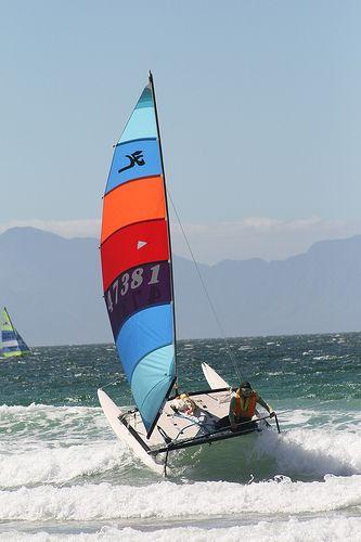 sailingHobieinsurf